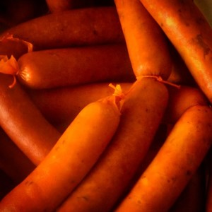 Wiener / Frankfurter prontas e amarradas !