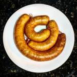 Salsicha (bratwurst / bauernwurst) - Herr Sauerkraut