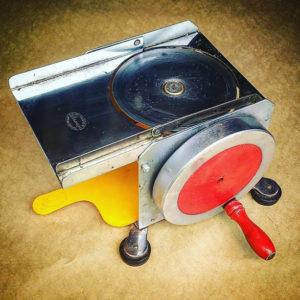 cortadeira manual de frios